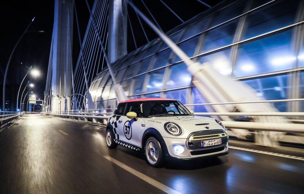 Întâlnire pe circuit cu Mini Electric Racing: modelul de competiție este dezvoltat 100% în România - Poza 79