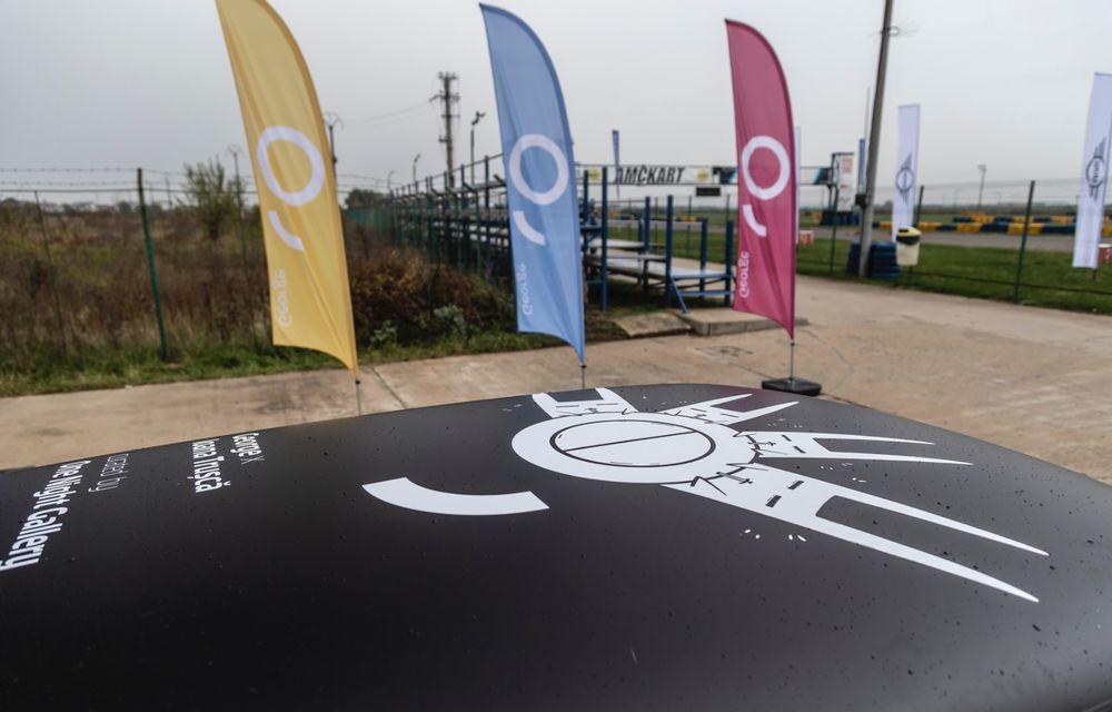 Întâlnire pe circuit cu Mini Electric Racing: modelul de competiție este dezvoltat 100% în România - Poza 25