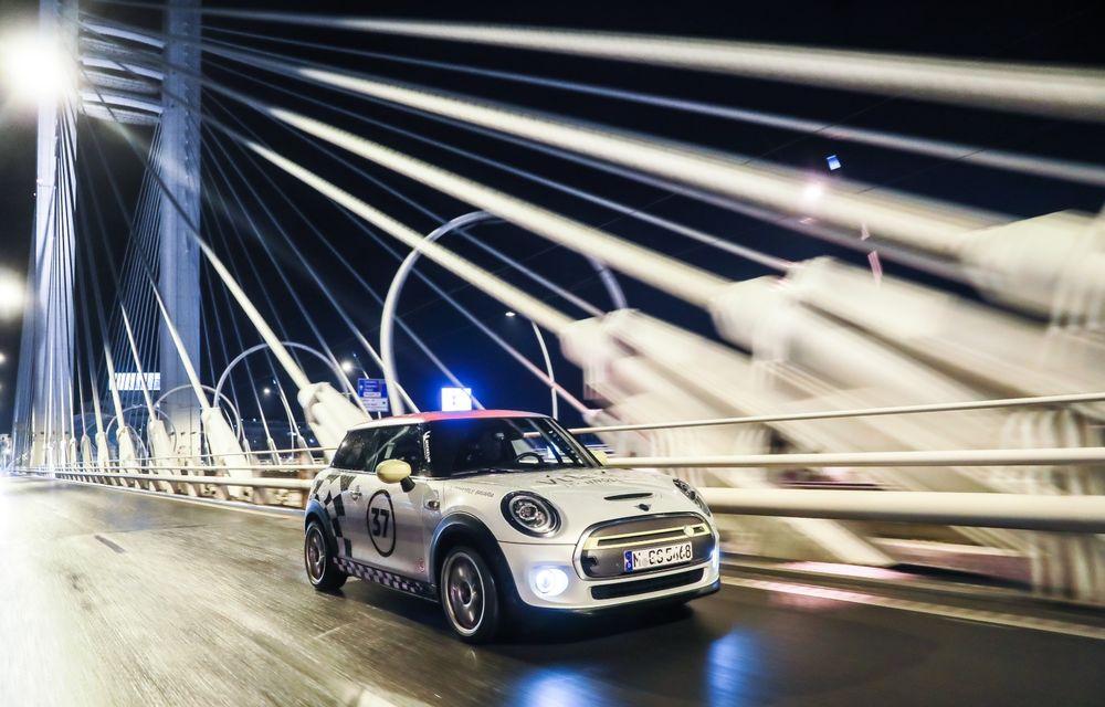 Întâlnire pe circuit cu Mini Electric Racing: modelul de competiție este dezvoltat 100% în România - Poza 81