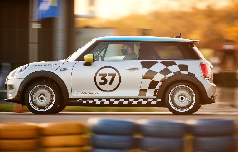 Întâlnire pe circuit cu Mini Electric Racing: modelul de competiție este dezvoltat 100% în România - Poza 3