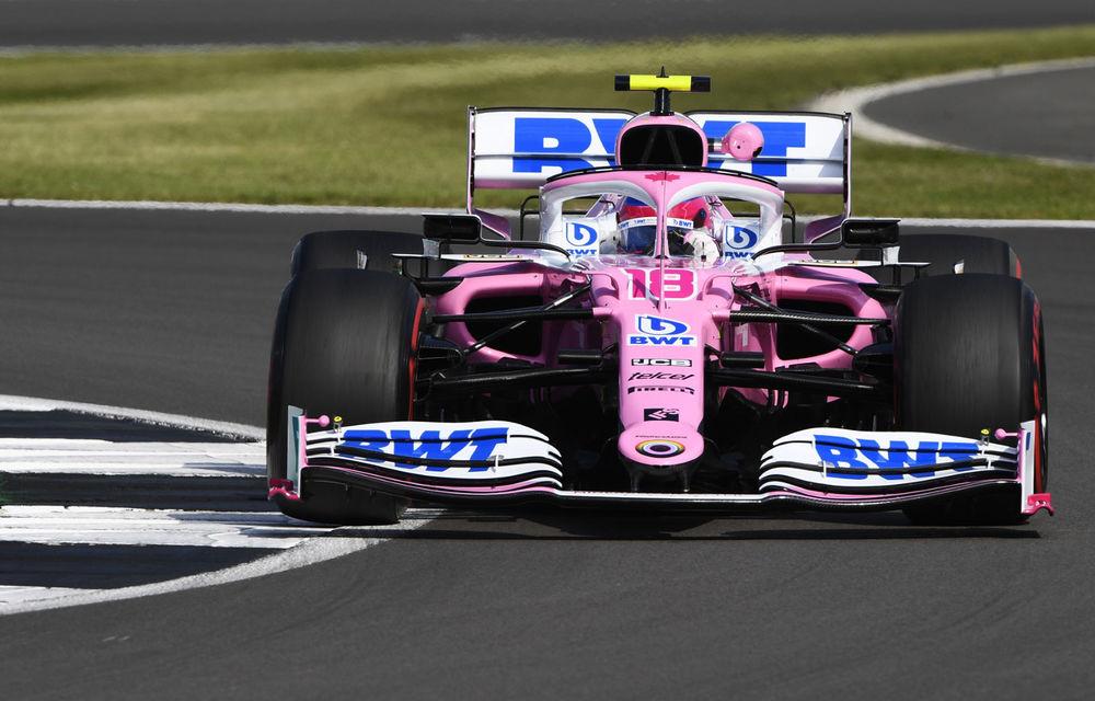 Lance Stroll, pole position pe ploaie în Turcia în fața lui Verstappen! Hamilton, doar locul 6 pentru Mercedes - Poza 1