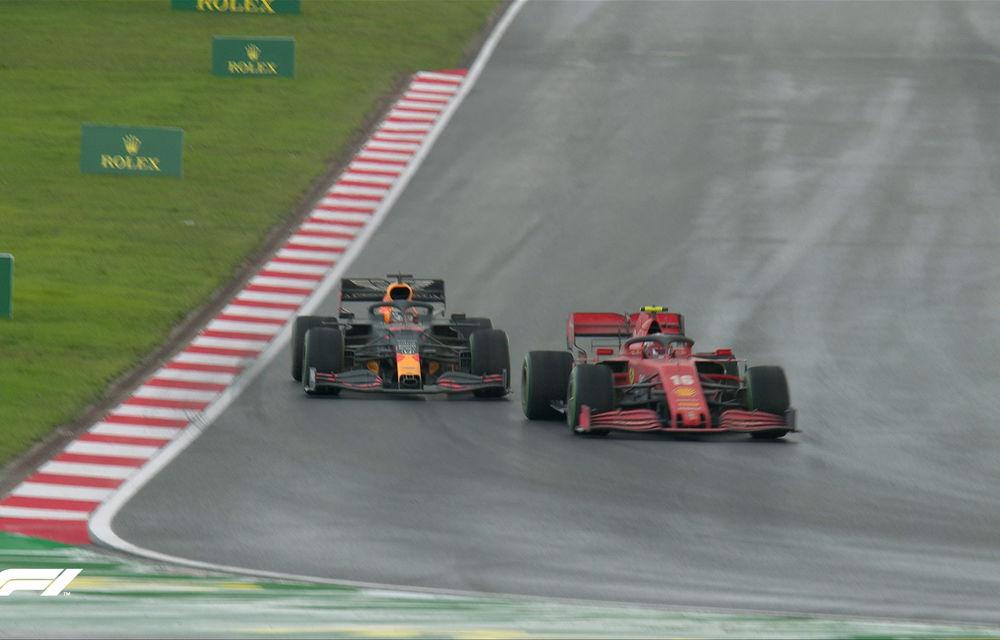 Hamilton a câștigat pe ploaie la Istanbul și a egalat recordul de 7 titluri deținut de Schumacher! Perez și Vettel, pe podium - Poza 8