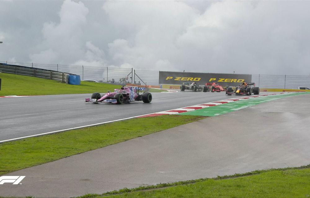 Hamilton a câștigat pe ploaie la Istanbul și a egalat recordul de 7 titluri deținut de Schumacher! Perez și Vettel, pe podium - Poza 4