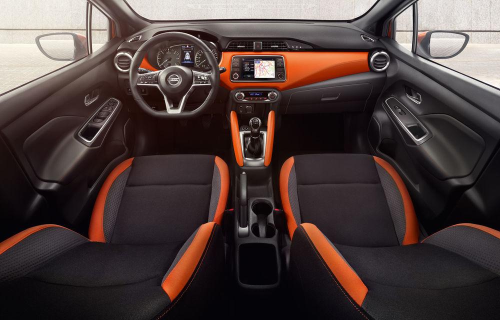 Nissan Micra primește actualizări pentru 2021: subcompacta va fi disponibilă cu nivelurile de echipare N-Sport și N-Design - Poza 6