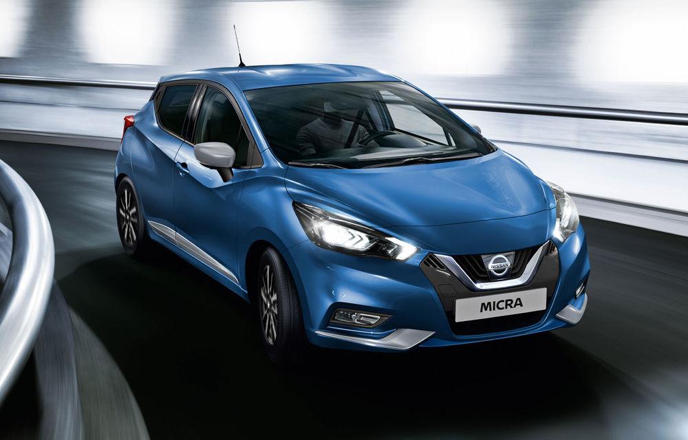 Nissan Micra primește actualizări pentru 2021: subcompacta va fi disponibilă cu nivelurile de echipare N-Sport și N-Design - Poza 3