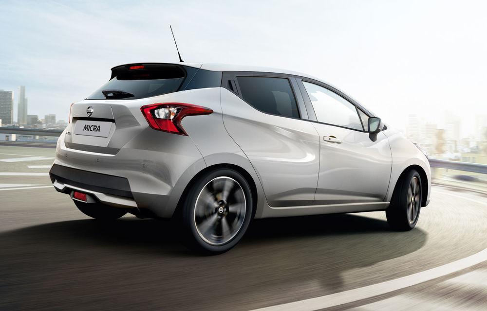 Nissan Micra primește actualizări pentru 2021: subcompacta va fi disponibilă cu nivelurile de echipare N-Sport și N-Design - Poza 2
