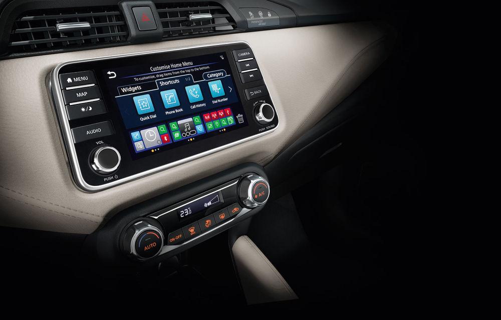 Nissan Micra primește actualizări pentru 2021: subcompacta va fi disponibilă cu nivelurile de echipare N-Sport și N-Design - Poza 11