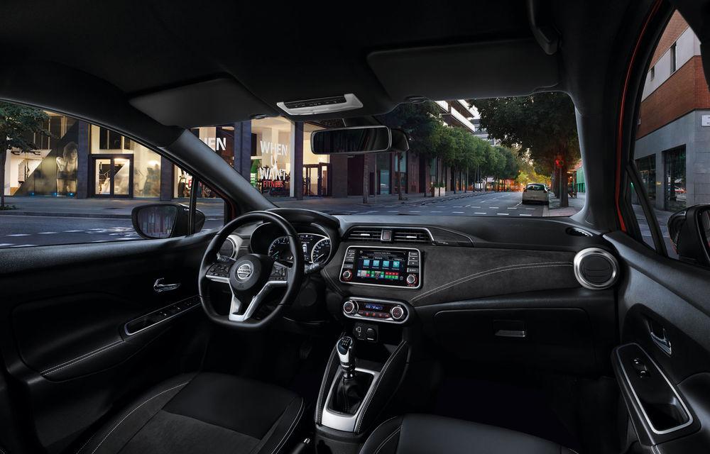 Nissan Micra primește actualizări pentru 2021: subcompacta va fi disponibilă cu nivelurile de echipare N-Sport și N-Design - Poza 8