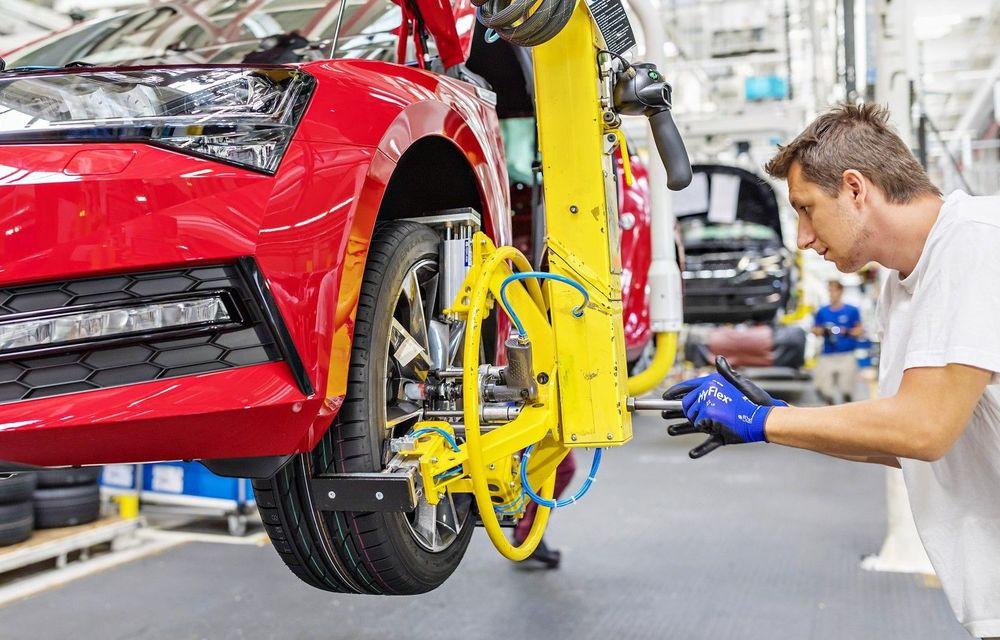 Skoda pregătește creșterea producției pentru Kodiaq și Karoq: un nou model va fi construit la fabrica din Cehia - Poza 1