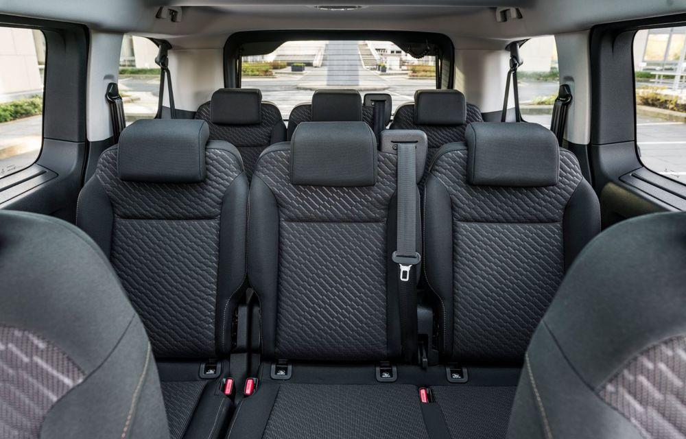 Toyota prezintă versiunea electrică a utilitarei Proace Verso: 136 de cai putere și autonomie de până la 330 de kilometri - Poza 4