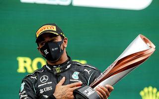 """Noul contract al lui Hamilton cu Mercedes ar putea fi semnat după finalul sezonului: """"Nu vrem să fim sub presiune"""""""
