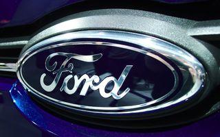 """Șeful Ford: """"Ne gândim să avem producție proprie de baterii pentru mașini electrice"""""""