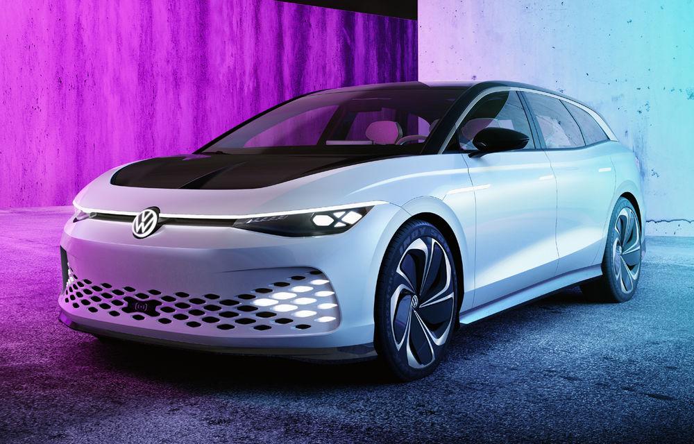 Volkswagen confirmă că prototipul ID Space Vizzion va primi versiune de serie în 2023: noul model va avea autonomie de 700 de kilometri - Poza 1