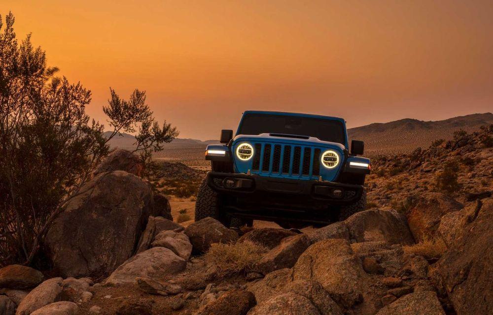 Jeep a prezentat noul Wrangler Rubicon 392: modelul este echipat cu un motor V8 cu 470 CP - Poza 20