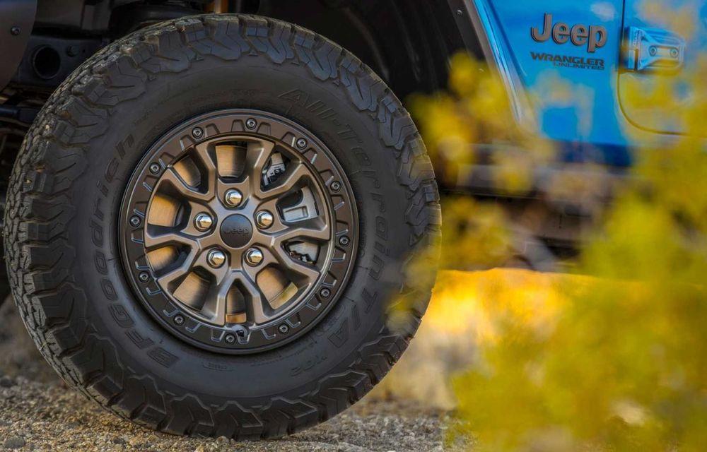 Jeep a prezentat noul Wrangler Rubicon 392: modelul este echipat cu un motor V8 cu 470 CP - Poza 18
