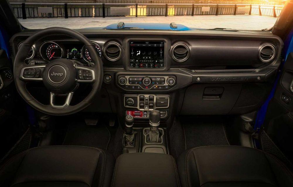 Jeep a prezentat noul Wrangler Rubicon 392: modelul este echipat cu un motor V8 cu 470 CP - Poza 22
