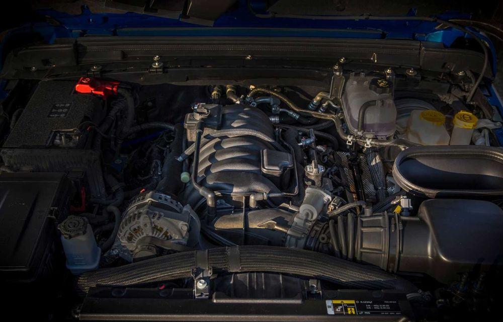Jeep a prezentat noul Wrangler Rubicon 392: modelul este echipat cu un motor V8 cu 470 CP - Poza 27
