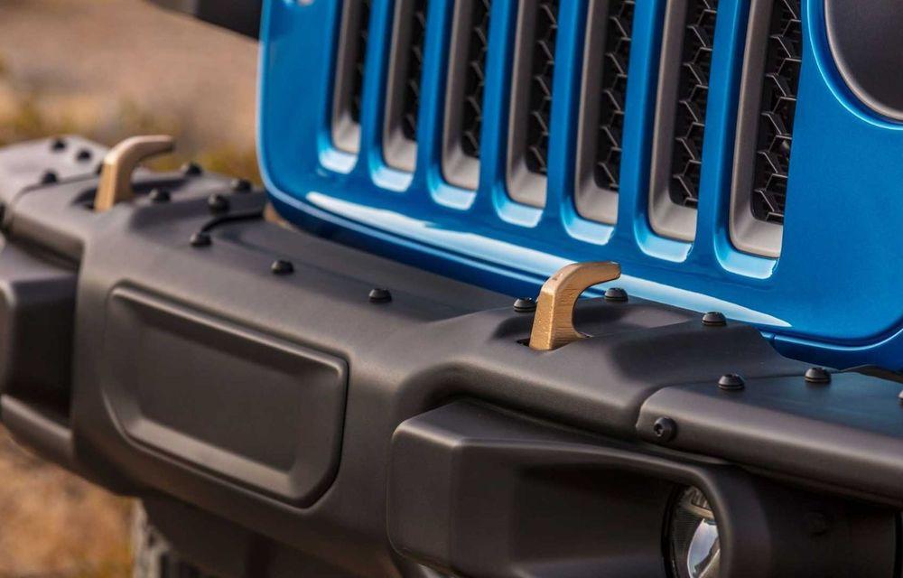 Jeep a prezentat noul Wrangler Rubicon 392: modelul este echipat cu un motor V8 cu 470 CP - Poza 15