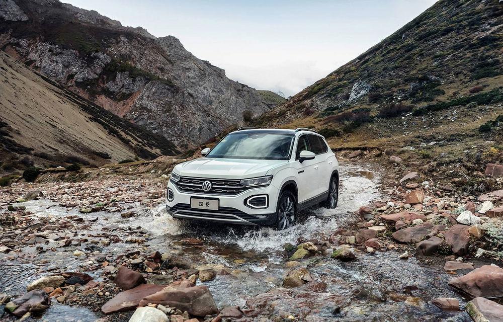 Informații neoficiale: SUV-ul Volkswagen Tayron va înlocui Tiguan Allspace în Europa începând din 2024 - Poza 1
