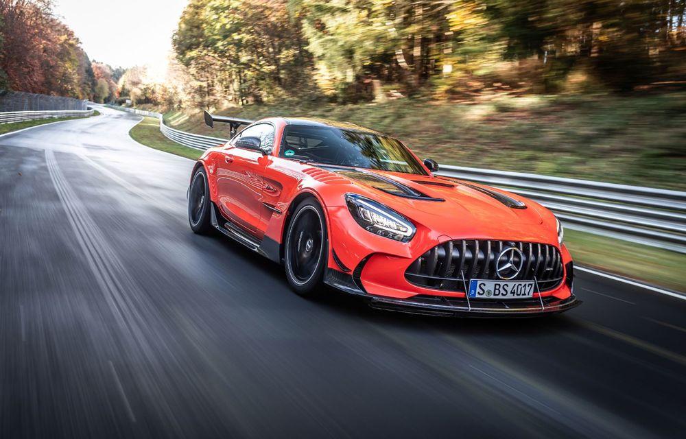 Record pe Nurburgring: Mercedes-AMG GT Black Series este cel mai rapid model de serie de pe Iadul Verde - Poza 4