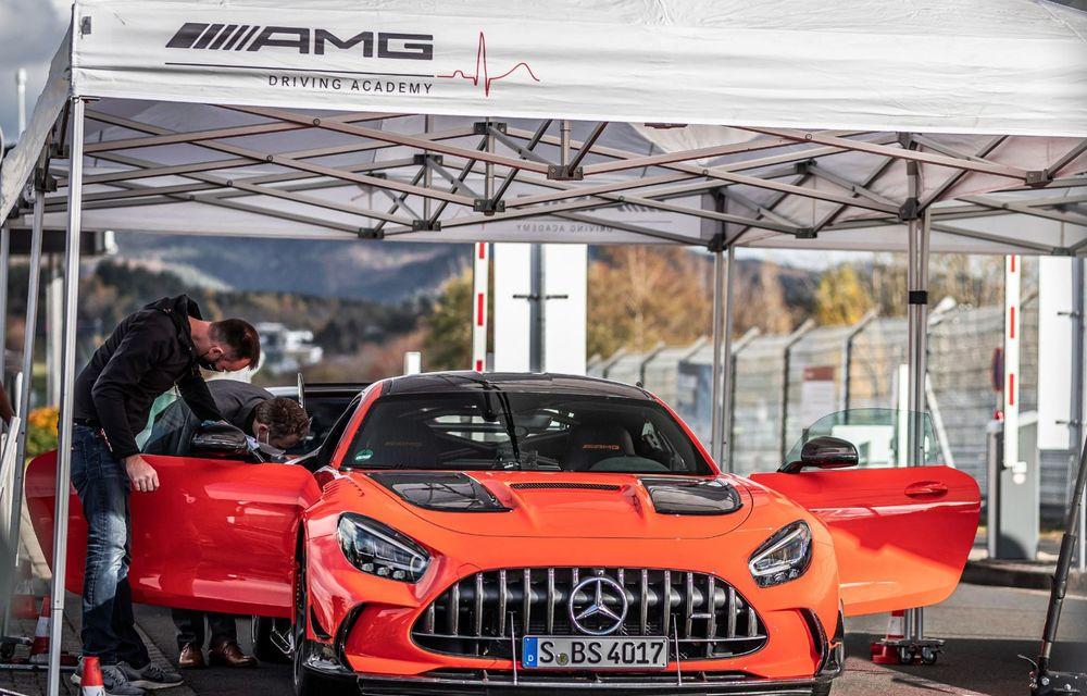 Record pe Nurburgring: Mercedes-AMG GT Black Series este cel mai rapid model de serie de pe Iadul Verde - Poza 12