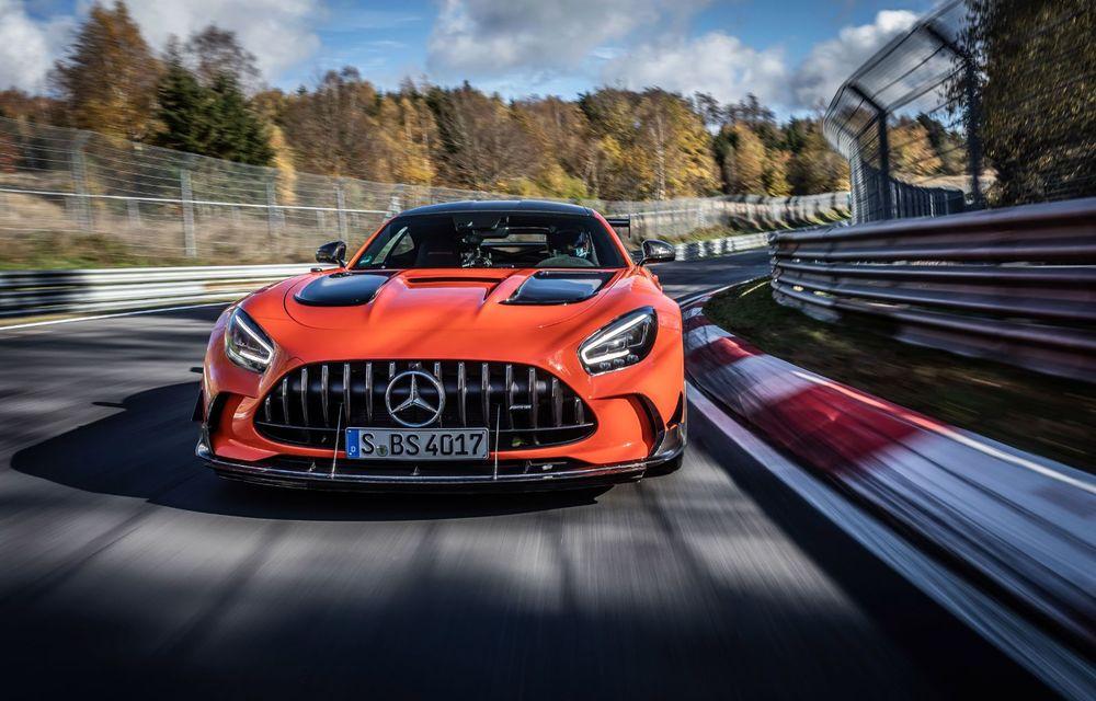 Record pe Nurburgring: Mercedes-AMG GT Black Series este cel mai rapid model de serie de pe Iadul Verde - Poza 2