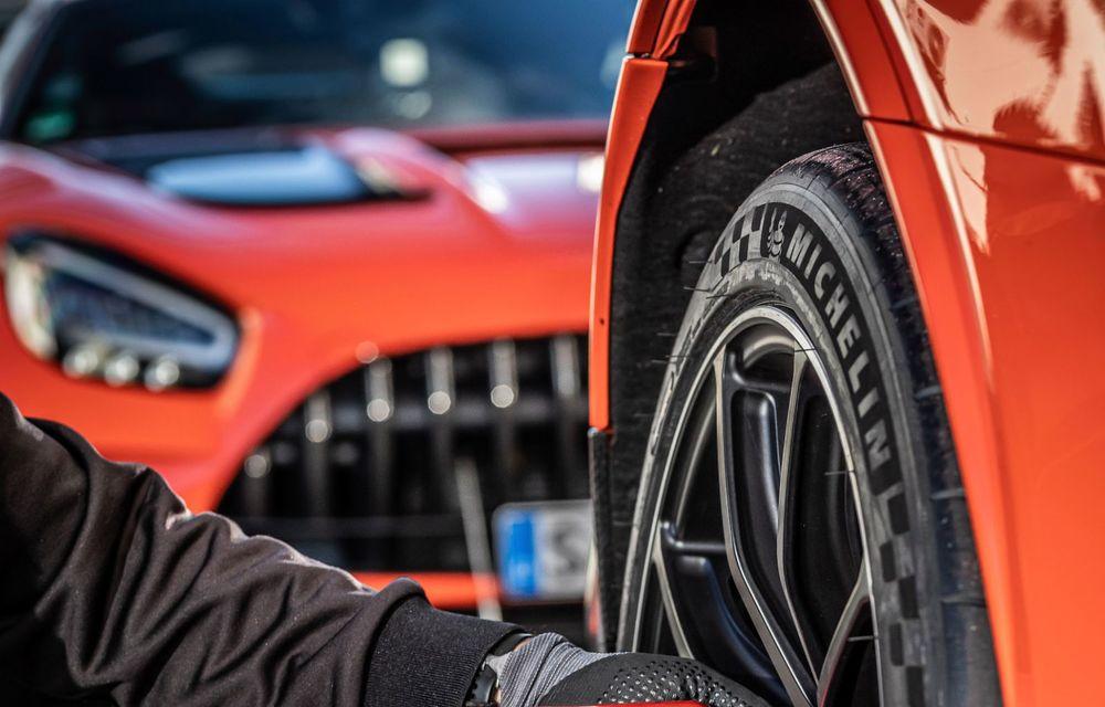 Record pe Nurburgring: Mercedes-AMG GT Black Series este cel mai rapid model de serie de pe Iadul Verde - Poza 13