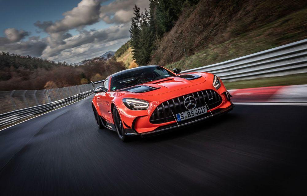 Record pe Nurburgring: Mercedes-AMG GT Black Series este cel mai rapid model de serie de pe Iadul Verde - Poza 7