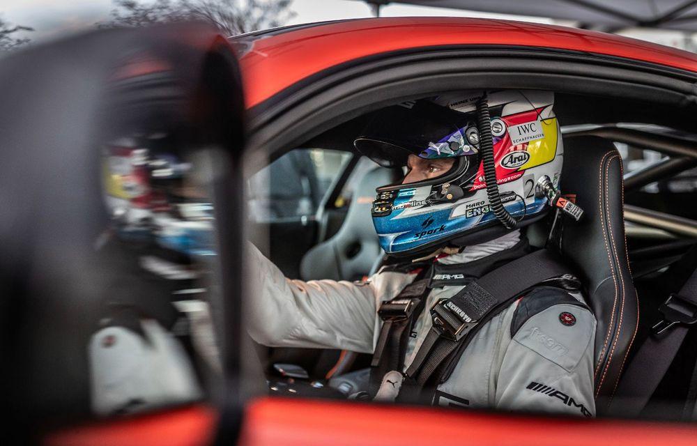Record pe Nurburgring: Mercedes-AMG GT Black Series este cel mai rapid model de serie de pe Iadul Verde - Poza 16