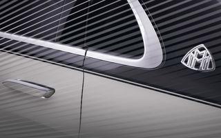 Primul teaser cu Mercedes-Maybach Clasa S: prezentarea oficială va avea loc în 19 noiembrie