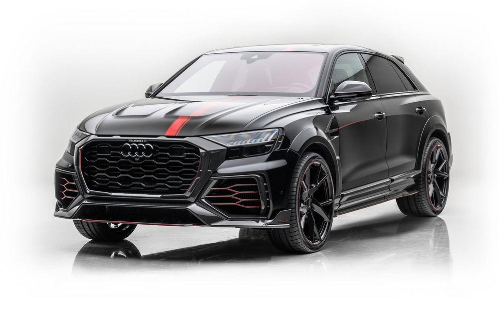 Tuning pentru Audi RS Q8 din partea Mansory: 780 CP și 0-100 km/h în 3.3 secunde - Poza 1