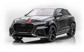 Tuning pentru Audi RS Q8 din partea Mansory: 780 CP și 0-100 km/h în 3.3 secunde