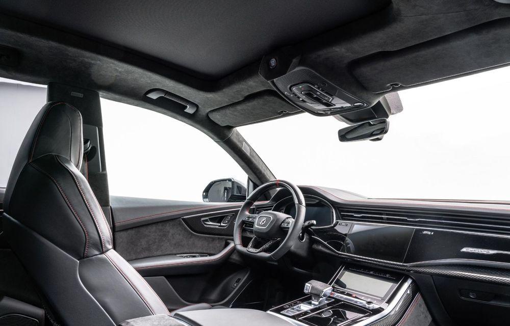 Tuning pentru Audi RS Q8 din partea Mansory: 780 CP și 0-100 km/h în 3.3 secunde - Poza 10
