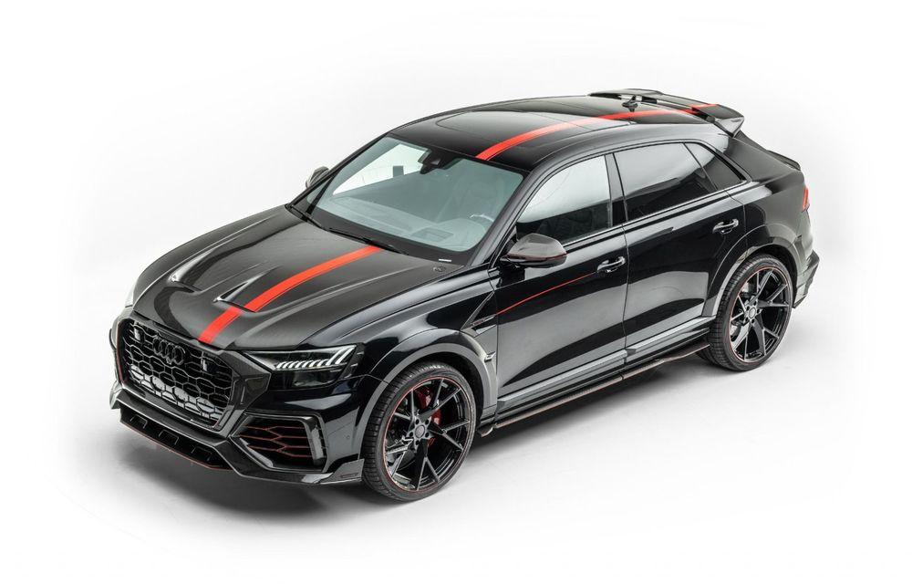 Tuning pentru Audi RS Q8 din partea Mansory: 780 CP și 0-100 km/h în 3.3 secunde - Poza 6