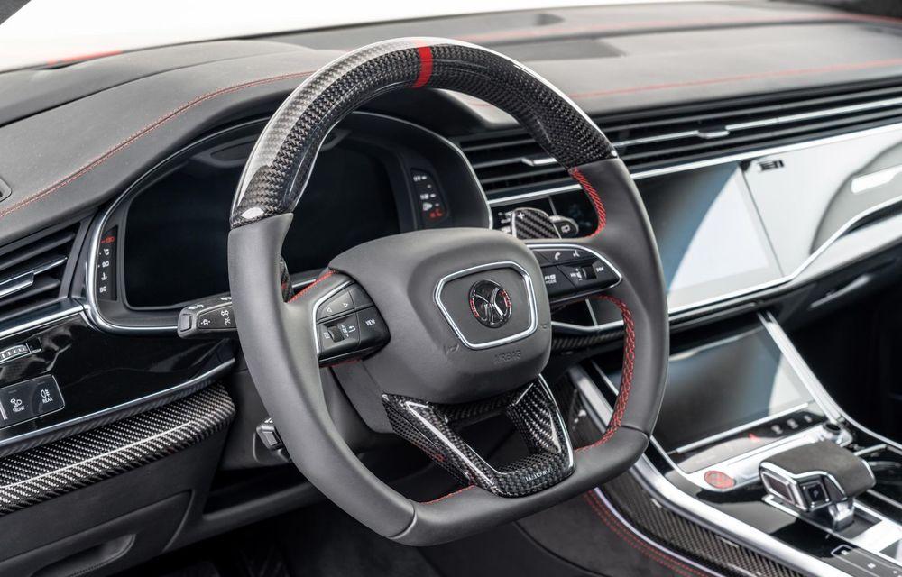 Tuning pentru Audi RS Q8 din partea Mansory: 780 CP și 0-100 km/h în 3.3 secunde - Poza 8