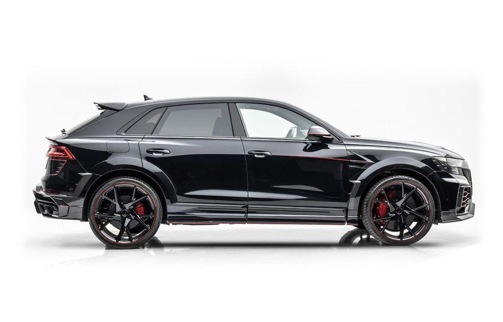 Tuning pentru Audi RS Q8 din partea Mansory: 780 CP și 0-100 km/h în 3.3 secunde - Poza 5