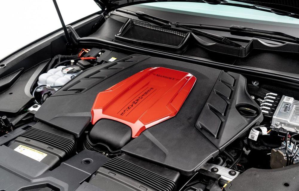 Tuning pentru Audi RS Q8 din partea Mansory: 780 CP și 0-100 km/h în 3.3 secunde - Poza 11