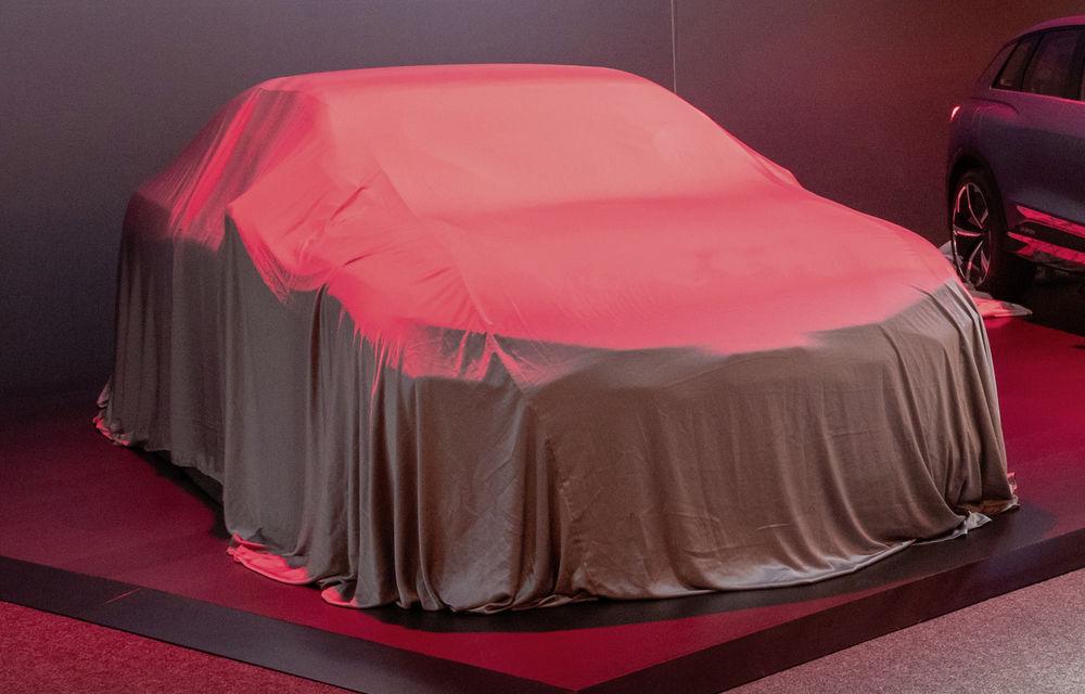 Audi pregătește un SUV electric de lux cu nume de cod Landjet: Bentley și Porsche vor dezvolta propriile versiuni - Poza 1