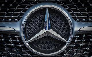 """Daimler: """"Vom colabora cu Geely pentru dezvoltarea de motoare pentru mașinile hibride"""""""