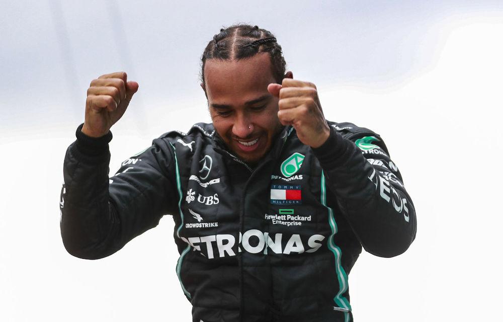 """Hamilton explică de ce nu a semnat niciodată cu Ferrari: """"Când eram eu disponibil, ei aveau deja contracte cu alți piloți"""" - Poza 1"""