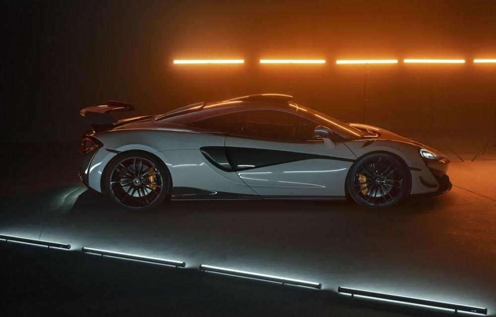 Novitec lansează un pachet de performanță pentru McLaren 620R: 711 CP și 2.8 secunde pentru accelerația de la 0 la 100 km/h - Poza 4