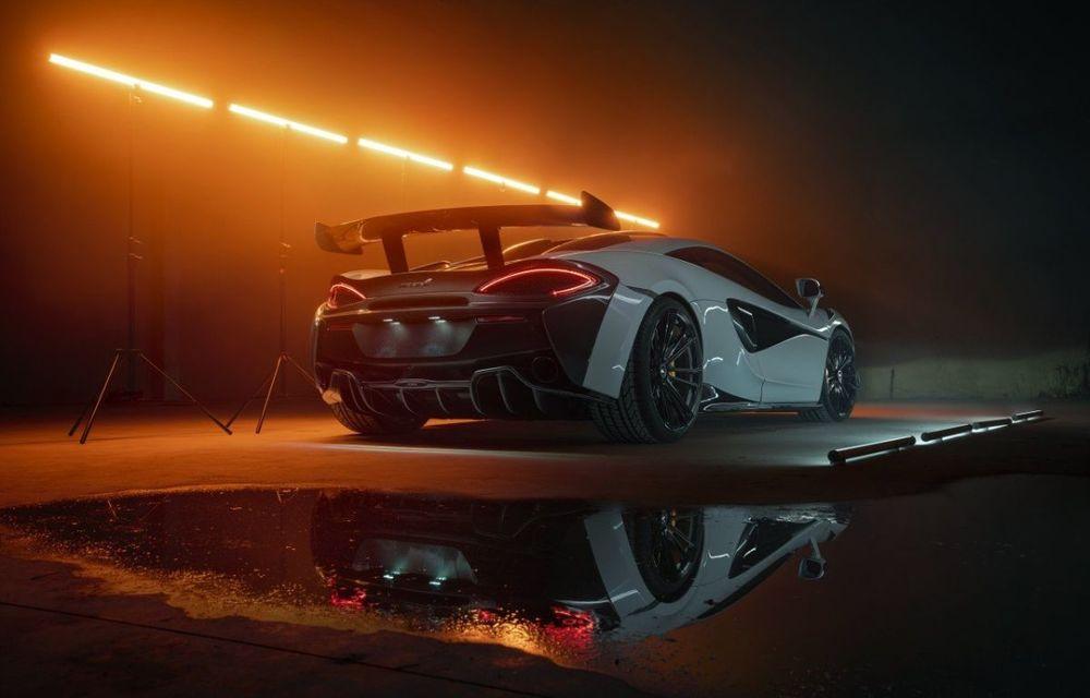 Novitec lansează un pachet de performanță pentru McLaren 620R: 711 CP și 2.8 secunde pentru accelerația de la 0 la 100 km/h - Poza 2