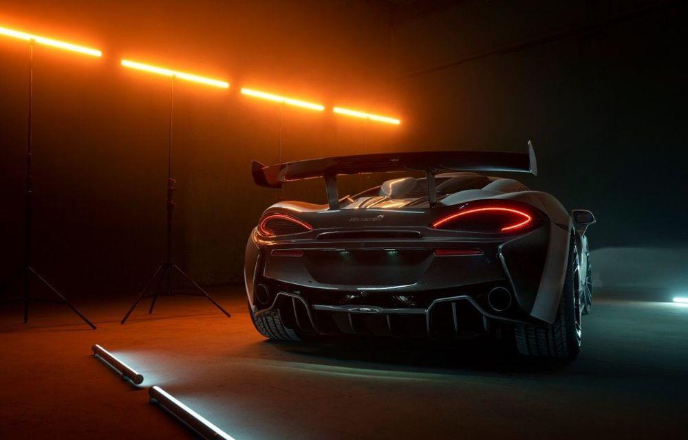 Novitec lansează un pachet de performanță pentru McLaren 620R: 711 CP și 2.8 secunde pentru accelerația de la 0 la 100 km/h - Poza 6