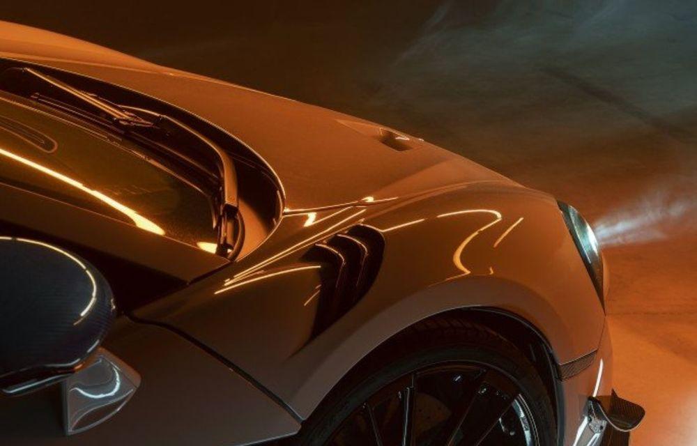 Novitec lansează un pachet de performanță pentru McLaren 620R: 711 CP și 2.8 secunde pentru accelerația de la 0 la 100 km/h - Poza 9