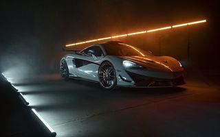 Novitec lansează un pachet de performanță pentru McLaren 620R: 711 CP și 2.8 secunde pentru accelerația de la 0 la 100 km/h