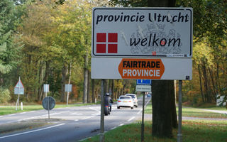 Orașul olandez Utrecht testează noi soluții pentru reducerea accidentelor: marcaje cu iluzii optice pentru reducerea vitezei