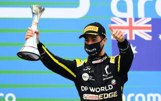 """Ricciardo consideră că a avut cel mai bun sezon de după 2016: """"Pauza prelungită m-a determinat să revin mai puternic"""""""