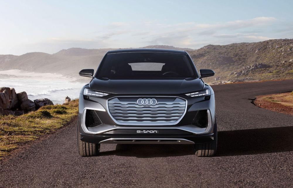 Audi va lansa în 2022 SUV-ul electric Q5 e-tron: informația, publicată într-un document oficial al Grupului Volkswagen - Poza 1