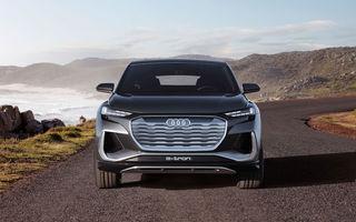 Audi va lansa în 2022 SUV-ul electric Q5 e-tron: informația, publicată într-un document oficial al Grupului Volkswagen