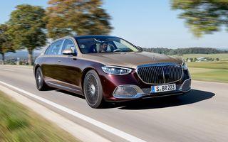 Daimler vrea să dubleze vânzările Maybach: 12.000 de unități comercializate anul trecut